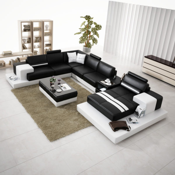 Armati Loveseat Sectional